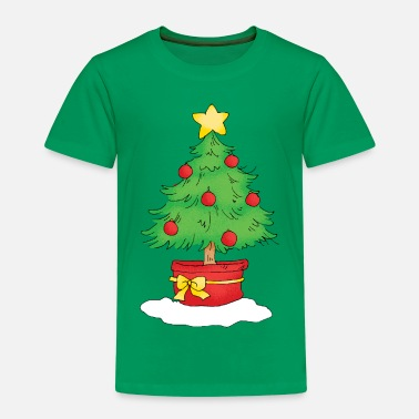 Tree Christmas Tree - Kids' Premium T-Shirt