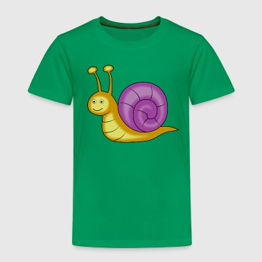 escargot - T-shirt Premium Enfant