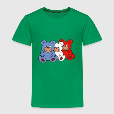 Teddy bears / teddies / teddys - Kids' Premium T-Shirt