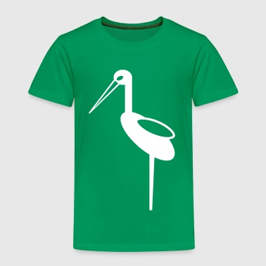 storch - Kinder Premium T-Shirt