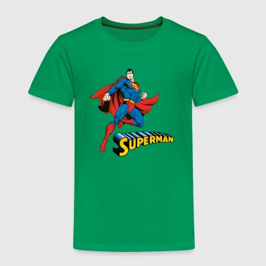 Superman 'Pose cool' Men T-Shirt - Børne premium T-shirt