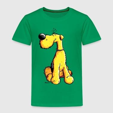 Airedale Aron Airedale Terrier - Kids' Premium T-Shirt