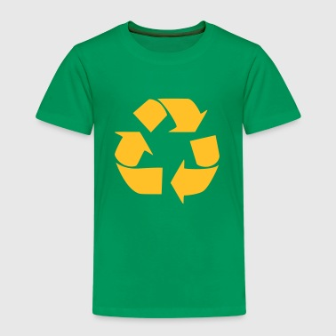 Recycling for the World - Premium-T-shirt barn