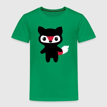 ninja_fox - Kinder Premium T-Shirt