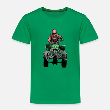 Quad quadrocycle - T-shirt Premium Enfant