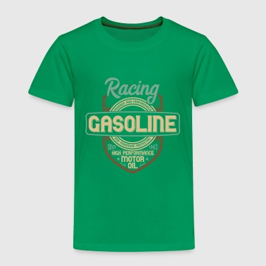 Racing Gasoline - Kinder Premium T-Shirt