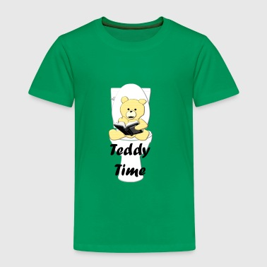 teddt time 2 - Kids' Premium T-Shirt
