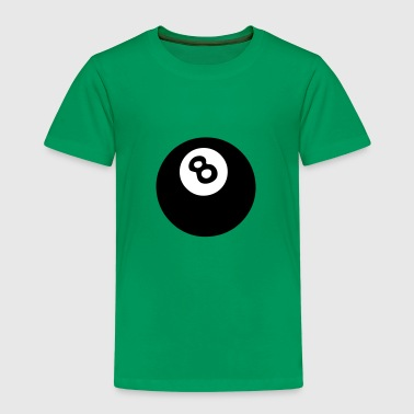 Ball 8 ball billiards - Kids' Premium T-Shirt