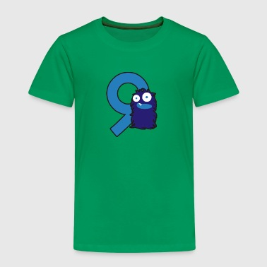monster_9_dd - Premium-T-shirt barn