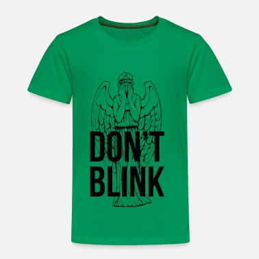 Angels Don't Blink - Kids' Premium T-Shirt