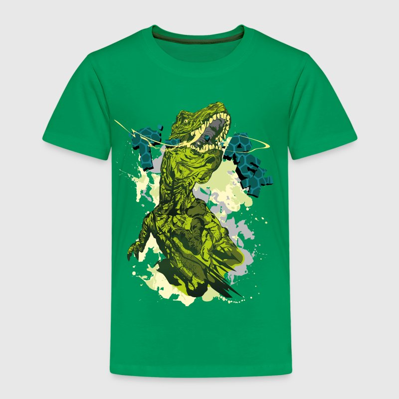 Animal Planet T-Rex - Kids' Premium T-Shirt