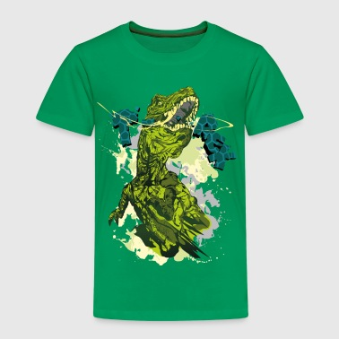 Dinosaur Design Animal Planet T-Rex - Kids' Premium T-Shirt