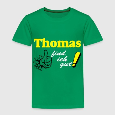 Thomas find ich gut - Kinder Premium T-Shirt