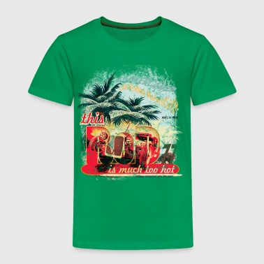 hot rod summercamp 2017 - Kinder Premium T-Shirt