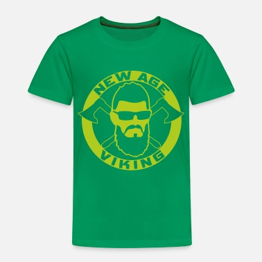 New Age NEW AGE VIKING Green - Kids' Premium T-Shirt