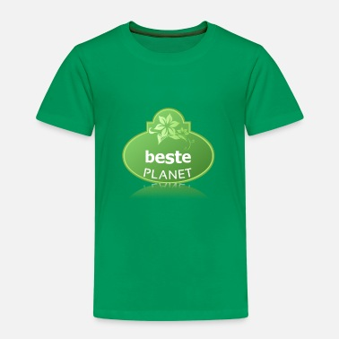 Save The Planet save the planet - Kids' Premium T-Shirt
