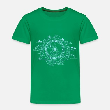 Leible Math Freaks - Leibl Design - Kids' Premium T-Shirt