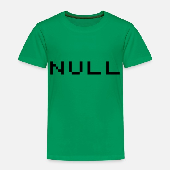Vier T-Shirts - null - Kinder Premium T-Shirt Kelly Green