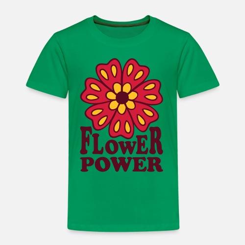 Flower Power Fleurir Woodstock Fleur Hippie 70 S T Shirt Premium