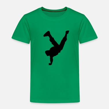 breakdance - Kinderen premium T-shirt