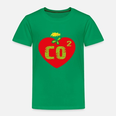 Co2 CO2 - Kinder Premium T-Shirt