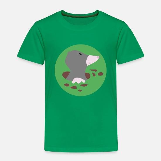 mol Premium T shirt til børn | Spreadshirt