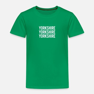Chant Yorkshire Chant - Kids' Premium T-Shirt