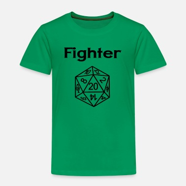 Fighter Fighter - Kinderen premium T-shirt