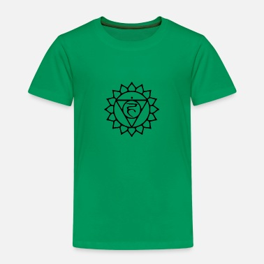 Throat Throat chakra - Kids' Premium T-Shirt
