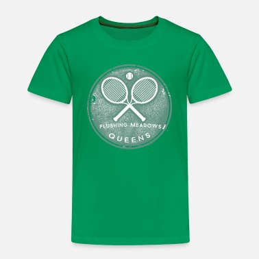 Tennis Flushing Meadows Queens New York NYC - T-shirt premium Enfant