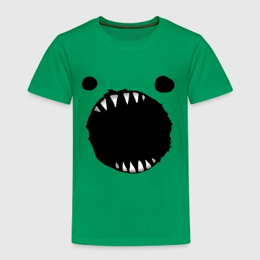 monster mouth cookies - Kids' Premium T-Shirt