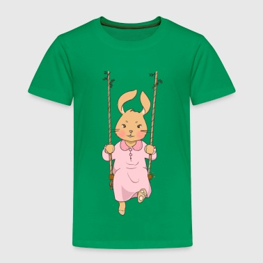 rabbit - Kids' Premium T-Shirt
