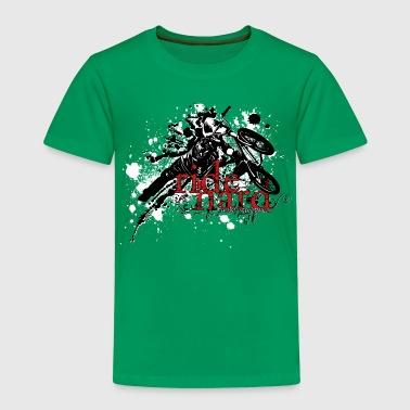 ride hard bmx - Kids' Premium T-Shirt
