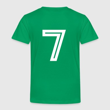 Lucky Number 7 - Kinder Premium T-Shirt