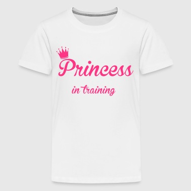 Princess - Camiseta premium adolescente