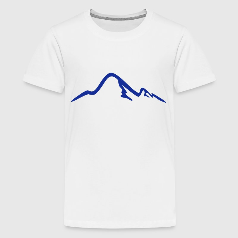 Mountain (super cheap!) - T-shirt Premium Ado