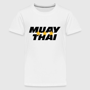 Muay Thai - Teenage Premium T-Shirt