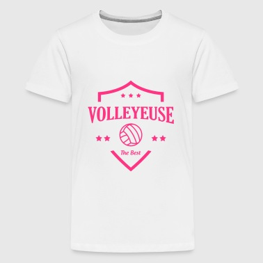 Volleyeuse - T-shirt Premium Ado