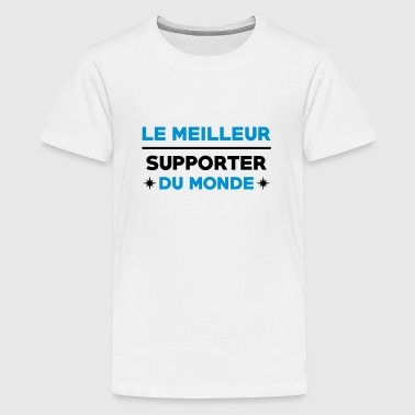 Supporter / Supportrice / Sport / Supporteur - T-shirt Premium Ado