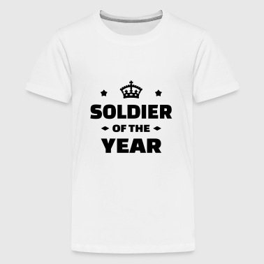 Soldat / Soldier / Armee / Luftwaffe - Teenager Premium T-Shirt