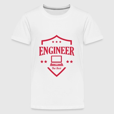 Engineer  - Teenage Premium T-Shirt