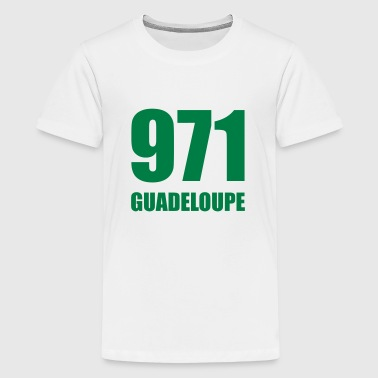 971 Guadeloupe - Teenager Premium T-Shirt