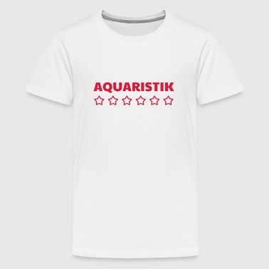 Fishkeeping Fish Aquaristik Aquarium Aquariophilie Mugs & Drinkware - Teenage Premium T-Shirt