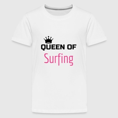 Surf / Surfing / Surfer / Surfen / Beach - Teenage Premium T-Shirt