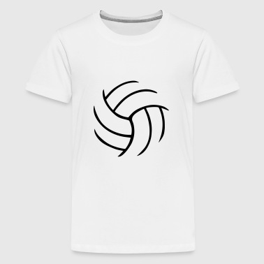 Volleyball - Teenager Premium T-shirt