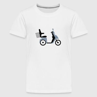 Scooter / Scooter - Teenage Premium T-Shirt