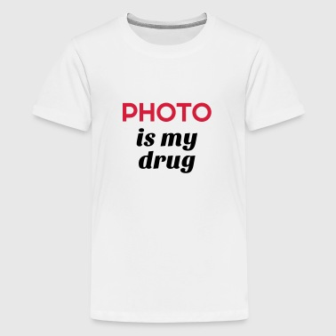 photographe / photographie / photo / video - T-shirt Premium Ado