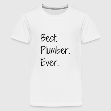 Klempner / Sanitär / Arbeit / Job - Teenager Premium T-Shirt