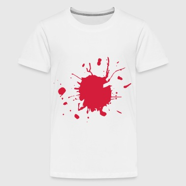 Blood - Camiseta premium adolescente