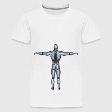 Cyborg - Teenager Premium T-shirt